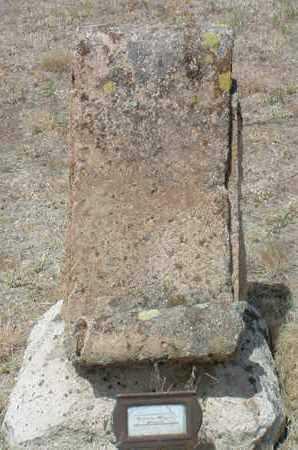 UNKNOWN, UNKNOWN - I - Yavapai County, Arizona | UNKNOWN - I UNKNOWN - Arizona Gravestone Photos