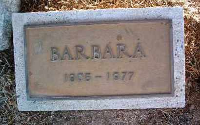 BEEBE, BARBARA J. - Yavapai County, Arizona   BARBARA J. BEEBE - Arizona Gravestone Photos