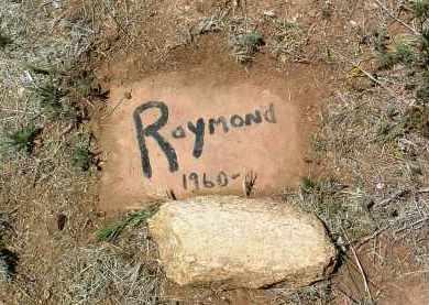 UNKNOWN, RAYMOND - Yavapai County, Arizona | RAYMOND UNKNOWN - Arizona Gravestone Photos