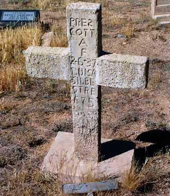 SILVESTRE, LUSIA - Yavapai County, Arizona | LUSIA SILVESTRE - Arizona Gravestone Photos