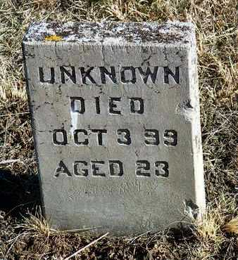 UNKNOWN, UNKNOWN - G - Yavapai County, Arizona   UNKNOWN - G UNKNOWN - Arizona Gravestone Photos