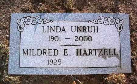 UNRUH, LINDA - Yavapai County, Arizona   LINDA UNRUH - Arizona Gravestone Photos