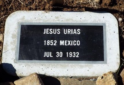 URIAS, JESUS - Yavapai County, Arizona | JESUS URIAS - Arizona Gravestone Photos
