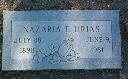 URIAS, NAZARIA F. - Yavapai County, Arizona | NAZARIA F. URIAS - Arizona Gravestone Photos