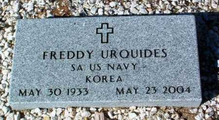 URQUIDES, FREDDY - Yavapai County, Arizona   FREDDY URQUIDES - Arizona Gravestone Photos
