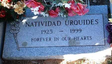 URQUIDES, NATIVIDAD - Yavapai County, Arizona   NATIVIDAD URQUIDES - Arizona Gravestone Photos