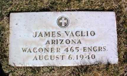 VAGLIO, JAMES GEORGE - Yavapai County, Arizona | JAMES GEORGE VAGLIO - Arizona Gravestone Photos
