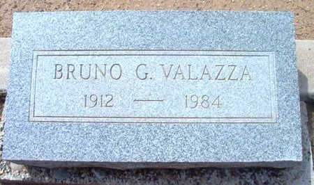 VALAZZA, BRUNO G. - Yavapai County, Arizona | BRUNO G. VALAZZA - Arizona Gravestone Photos