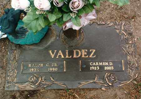 VALDEZ, RALPH CASTRO, SR. - Yavapai County, Arizona | RALPH CASTRO, SR. VALDEZ - Arizona Gravestone Photos