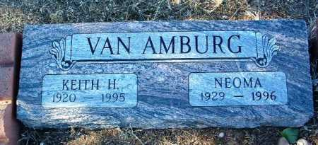 VAN AMBURG, NEOMA - Yavapai County, Arizona | NEOMA VAN AMBURG - Arizona Gravestone Photos