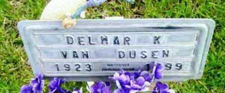 VAN DUSEN, DELMAR K. - Yavapai County, Arizona | DELMAR K. VAN DUSEN - Arizona Gravestone Photos