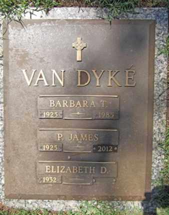 VAN DYKE, BARBARA T. - Yavapai County, Arizona | BARBARA T. VAN DYKE - Arizona Gravestone Photos