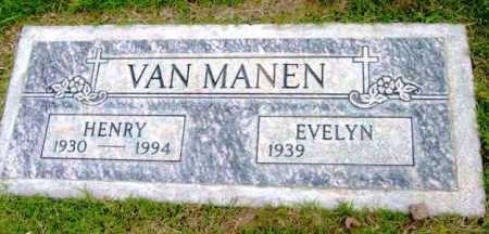VAN MANEN, EVELYN - Yavapai County, Arizona | EVELYN VAN MANEN - Arizona Gravestone Photos