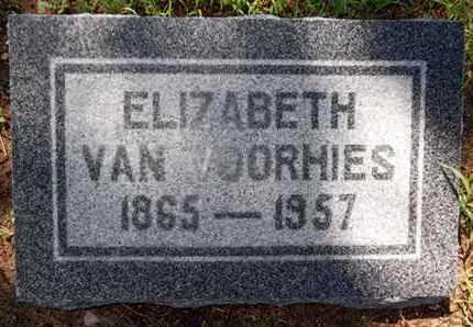 JONES, ELIZABETH - Yavapai County, Arizona   ELIZABETH JONES - Arizona Gravestone Photos