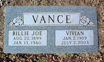 VANCE, VIVIAN (FANNIE) - Yavapai County, Arizona | VIVIAN (FANNIE) VANCE - Arizona Gravestone Photos