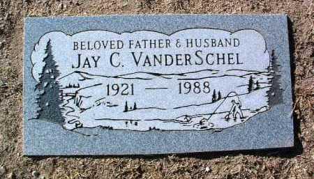 VANDERSCHEL, JAY CYRUS - Yavapai County, Arizona | JAY CYRUS VANDERSCHEL - Arizona Gravestone Photos