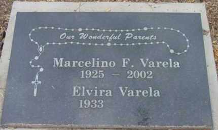 VARELA, MARCELINO F. - Yavapai County, Arizona | MARCELINO F. VARELA - Arizona Gravestone Photos