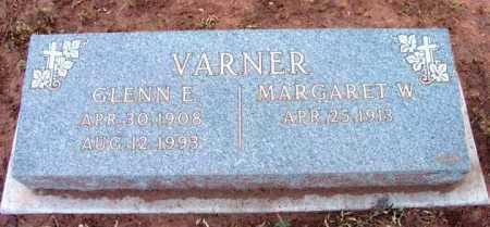 VARNER, MARGARET W. - Yavapai County, Arizona | MARGARET W. VARNER - Arizona Gravestone Photos