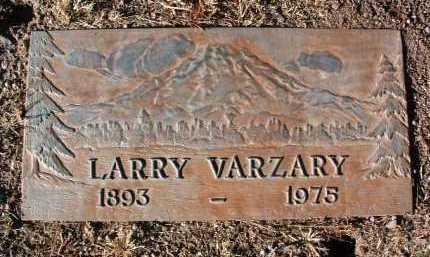 VARZARY, LARZAR (LARRY) - Yavapai County, Arizona | LARZAR (LARRY) VARZARY - Arizona Gravestone Photos