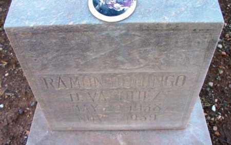 VASQUEZ, RAMON DOMINGO - Yavapai County, Arizona | RAMON DOMINGO VASQUEZ - Arizona Gravestone Photos