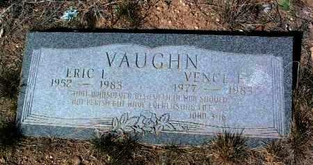VAUGHN, ERIC L. - Yavapai County, Arizona   ERIC L. VAUGHN - Arizona Gravestone Photos