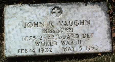 VAUGHN, JOHN R. - Yavapai County, Arizona | JOHN R. VAUGHN - Arizona Gravestone Photos