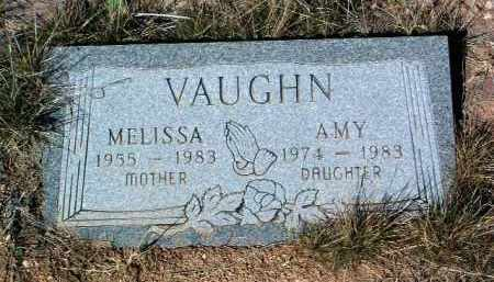 VAUGHN, MELISSA - Yavapai County, Arizona | MELISSA VAUGHN - Arizona Gravestone Photos