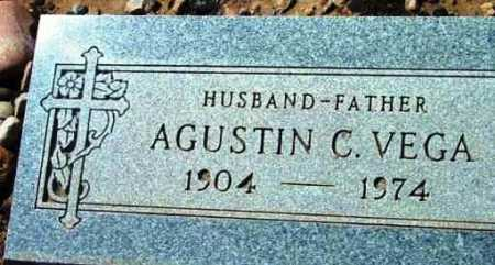 VEGA, AGUSTIN C. - Yavapai County, Arizona | AGUSTIN C. VEGA - Arizona Gravestone Photos