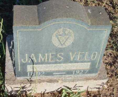 VELO, JAMES - Yavapai County, Arizona | JAMES VELO - Arizona Gravestone Photos
