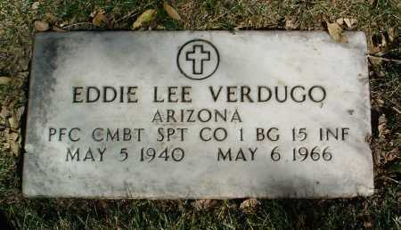 VERDUGO, EDWARDO LEE - Yavapai County, Arizona   EDWARDO LEE VERDUGO - Arizona Gravestone Photos