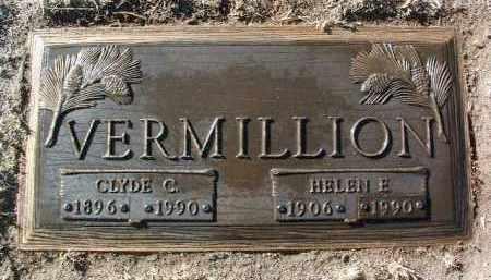 VERMILLION, HELEN ELIZABETH - Yavapai County, Arizona | HELEN ELIZABETH VERMILLION - Arizona Gravestone Photos