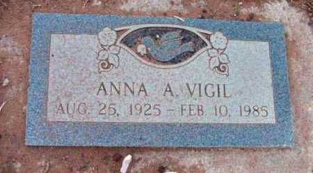 ANAYS VIGIL, ANNA A. - Yavapai County, Arizona | ANNA A. ANAYS VIGIL - Arizona Gravestone Photos