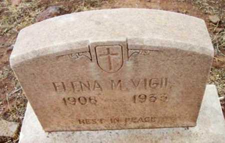 VIGIL, H. ELENA A. - Yavapai County, Arizona | H. ELENA A. VIGIL - Arizona Gravestone Photos