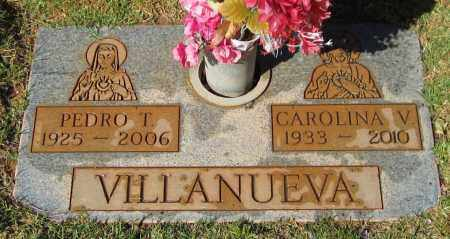 VILLANUEVA, PEDRO T. - Yavapai County, Arizona | PEDRO T. VILLANUEVA - Arizona Gravestone Photos