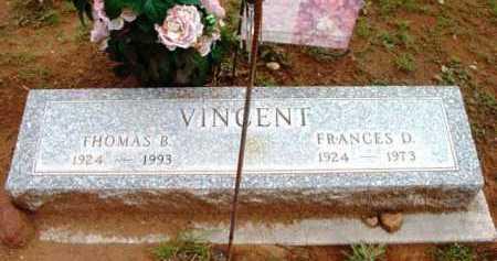 VINCENT, FRANCES EILEEN - Yavapai County, Arizona | FRANCES EILEEN VINCENT - Arizona Gravestone Photos