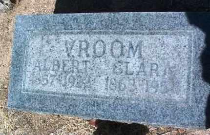 TOWNSEND VROOM, CLARA - Yavapai County, Arizona | CLARA TOWNSEND VROOM - Arizona Gravestone Photos