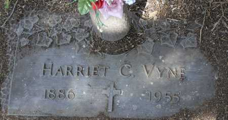 VYNE, HARRIET CLARA - Yavapai County, Arizona | HARRIET CLARA VYNE - Arizona Gravestone Photos