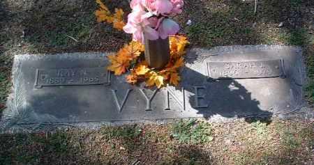 VYNE, RAY NICHOLAS - Yavapai County, Arizona   RAY NICHOLAS VYNE - Arizona Gravestone Photos