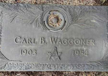 WAGGONER, CARL BARNES - Yavapai County, Arizona | CARL BARNES WAGGONER - Arizona Gravestone Photos