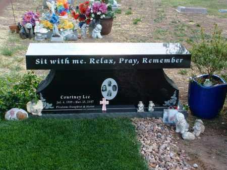 WAGNER, COURTNEY LEE - Yavapai County, Arizona | COURTNEY LEE WAGNER - Arizona Gravestone Photos