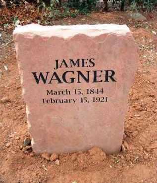 WAGNER, JAMES - Yavapai County, Arizona | JAMES WAGNER - Arizona Gravestone Photos