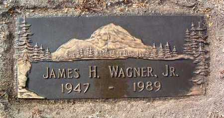 WAGNER, JAMES H., JR. - Yavapai County, Arizona | JAMES H., JR. WAGNER - Arizona Gravestone Photos