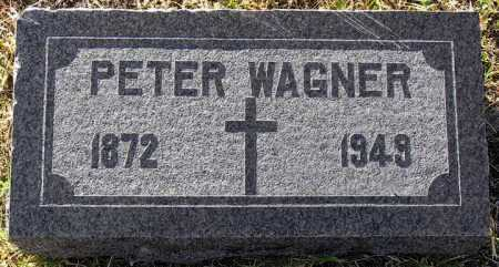 WAGNER, PETER - Yavapai County, Arizona | PETER WAGNER - Arizona Gravestone Photos