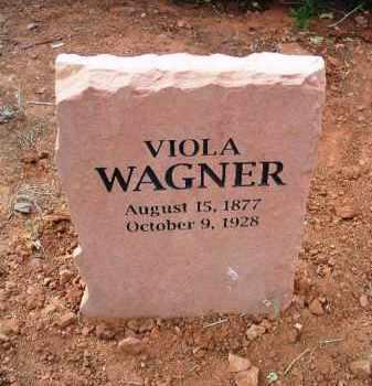 WAGNER, VIOLA - Yavapai County, Arizona | VIOLA WAGNER - Arizona Gravestone Photos
