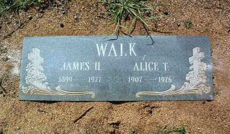 WALK, ALICE - Yavapai County, Arizona | ALICE WALK - Arizona Gravestone Photos