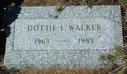 WALKER, DOROTHY LOUISE - Yavapai County, Arizona | DOROTHY LOUISE WALKER - Arizona Gravestone Photos
