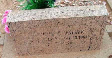 WALKER, DARLENE E. - Yavapai County, Arizona | DARLENE E. WALKER - Arizona Gravestone Photos
