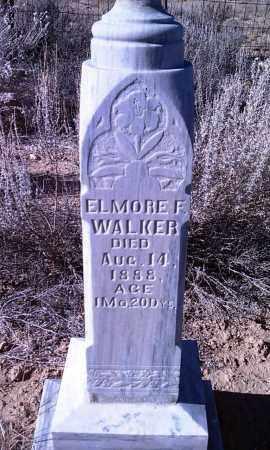 WALKER, ELMORE FLOURNOY - Yavapai County, Arizona   ELMORE FLOURNOY WALKER - Arizona Gravestone Photos