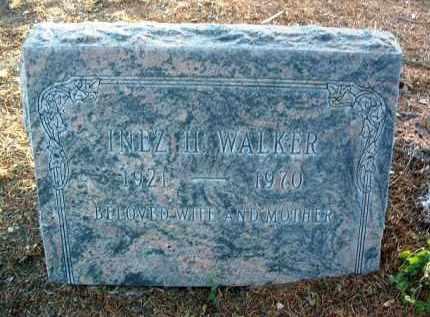WALKER, INEZ HELEN - Yavapai County, Arizona | INEZ HELEN WALKER - Arizona Gravestone Photos