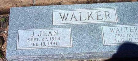 WALKER, JESSIE JEAN - Yavapai County, Arizona   JESSIE JEAN WALKER - Arizona Gravestone Photos